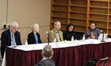 Panel on Sept. 11