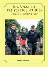 Journal of Resistance Studies