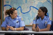 New Orleans police officers
