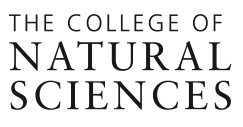 The College of Natural Sciences