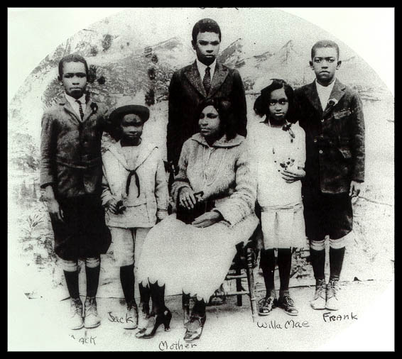 Jackie Robinson Family