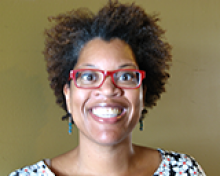portrait, link to Melissa Wooten writes piece on why historical black colleges and universities matter