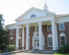 UMass Graduate School, Goodell Building
