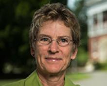 Janice Irvine