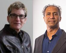 Janice Irvine, Sanjiv Gupta