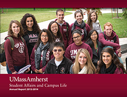 Student Affairs and Campus Life Annual Report 2013-2014