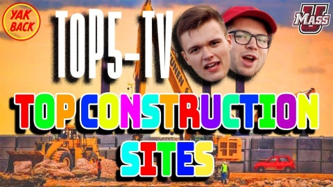 Embedded thumbnail for Top 5 UMass Construction Sites!