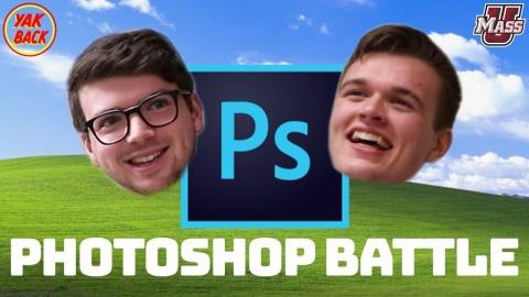 Embedded thumbnail for Yak Back! Photoshop Battle