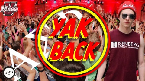 Embedded thumbnail for Yak Back! Joins a Frat