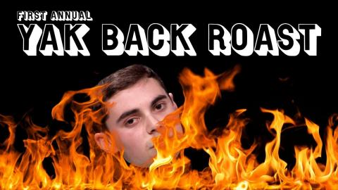 Embedded thumbnail for Yak Back! Roast 2018