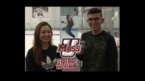 Embedded thumbnail for Interview with Figure Skater Maisy Ma - UMass Sports Weekly
