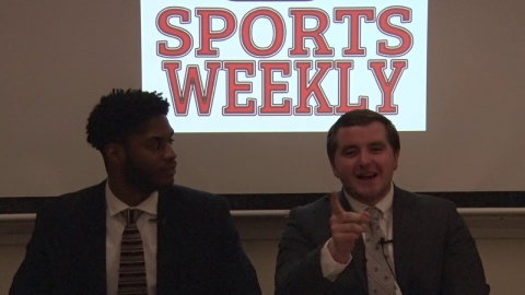 Embedded thumbnail for UMass Sports Weekly - Feb.  27th