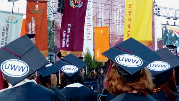 University Without Walls Commencement