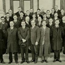 MAC faculty in 1920