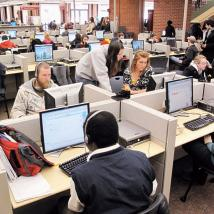 Learning Commons in 2005