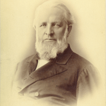 In 1865, Massachusetts Agricultural College (M.A.C.) Board of Trustees elects Henry Flagg French the college's first president.