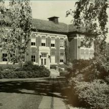 Fernald Hall, 1935