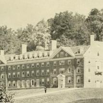 Thatcher Hall 1938