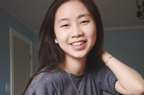 Rachael Chen, AES student