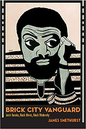 book cover of Amiri Baraka