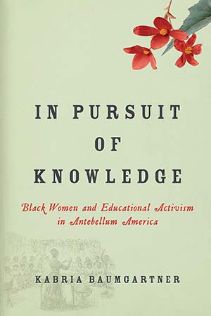 picture of book cover In Pursuit of Knowledge