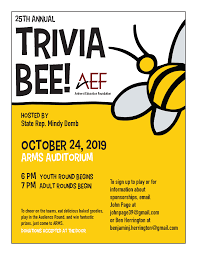 Trivia Bee poster