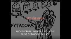 UMass Department of Architecture Lecture Series - Fall 2020 - Alberto Pérez-Gómez