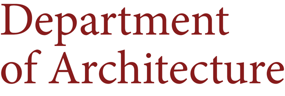Department of Architecture