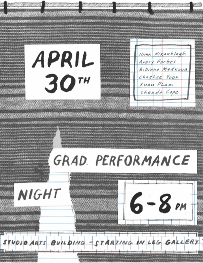 Grad Performance Night