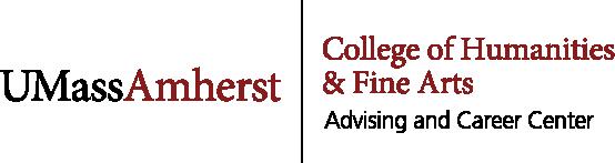 HFA Advising and Careers wordmark