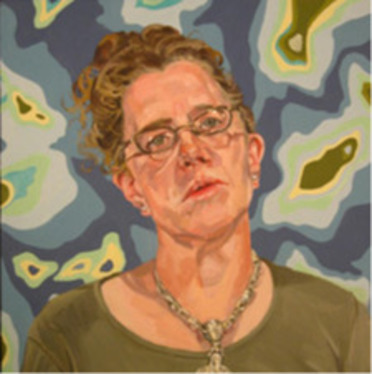 Selfportrait Paintings: - Nancy Johnson
