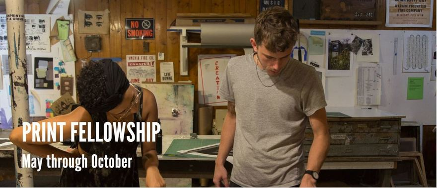 Wassaic Printmaking Fellowship