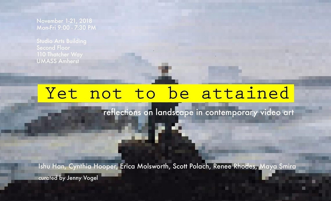 Yet not to be attained: reflections on landscape in contemporary video art