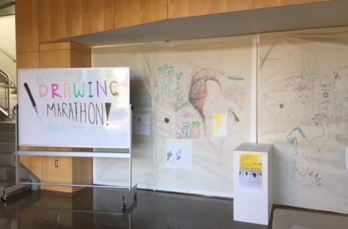 Drawing Marathon