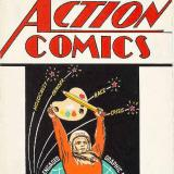 Cover of Direct Action Comics