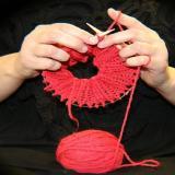 Amy Corey: Knitting In Public