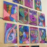 New Visions, artwork by k-12 students