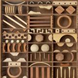 Bernice Massé Rosenthal: Collage/Assemblage