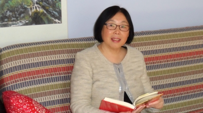 Ying Wang, Five College Lecturer; Professor, UMass Amherst