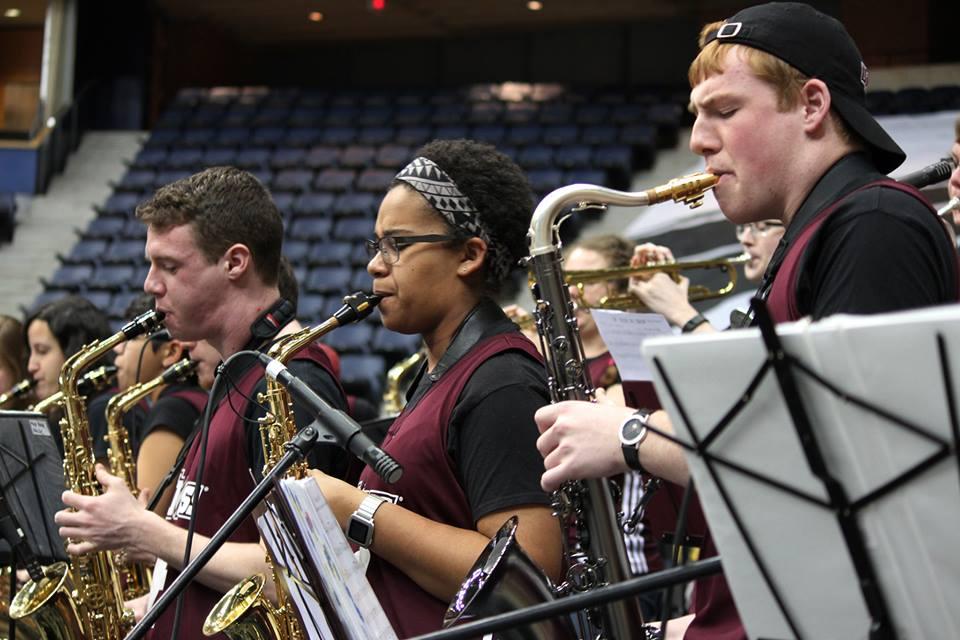 Pep Band | UMass Amherst Minuteman Marching Band