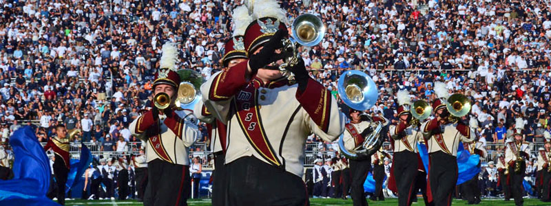 UMass Minuteman Marching Marching Band