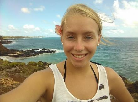 Arielle Hansen - Marine Conservation and Ecotourism