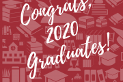 You did it! Congrats 2020 Graduates!