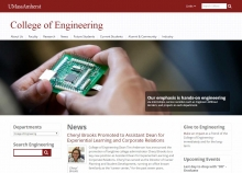 College of Engineering website