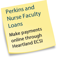 Make payments online through Heartland ECSI