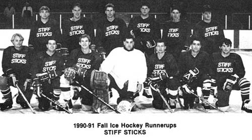 1990 Men's Ice Hockey - Fall | Campus Recreation