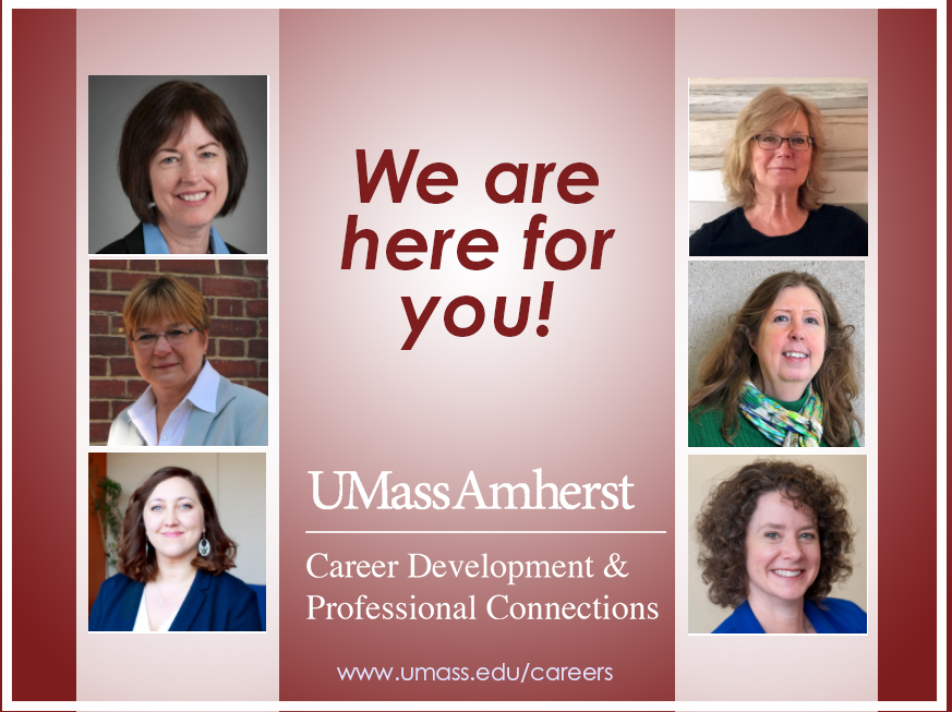 UMass Amherst Career Development Adapts to Changing Times