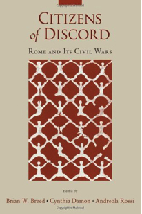 Book Cover: Citizens of Discord: Rome and Its Civil Wars