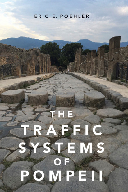 Book Cover: The Traffic Systems of Pompeii