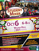 student mixer